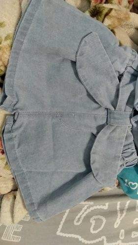VIDMID Summer Kids Denim Skirt 2020 Newest Girls Jeans Baby Girls A-Line Skirt Children Newborn Baby Girl Clothes P160 photo review
