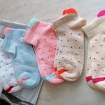 5 Paris/Lot Children Girl Socks Cute Baby Heart Star Cartoon Mesh Ankle Boys Socks Kids Clothing Accessories photo review