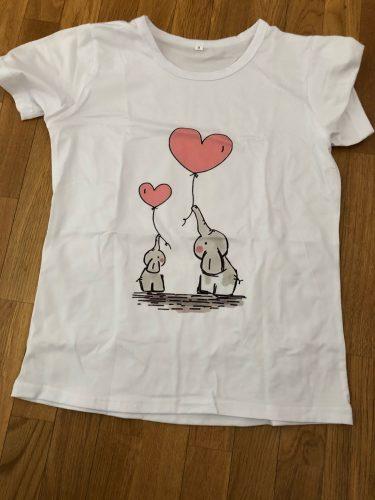 Summer T Shirt Cartoon Animals Baby Kids Boys Girls Children Cute Short Sleeves Summer Clothing Print Little Elephant Toddler. photo review