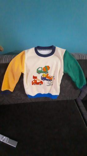 NEW Boys Car Hoodies Children Hoodies Sweatshirt Boys Girls Spring Autumn Coat Kids Long Sleeve Casual Outwear Baby Clothing photo review