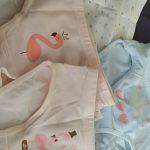 3-12 yrs Children Girls Cotton Underwear Panty Boxer Baby Kids Lovely Cute Underpants 4pcs/lot photo review