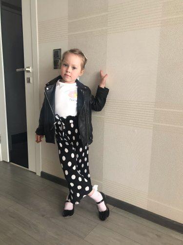 VIDMID Kids Summer Shorts Princess Shorts for Girls Fashion Girls Shorts Children Pants Girl Short Girls Clothing P168 photo review