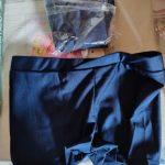 Kids Girls V-front Waistband Shorts Bottoms for Sports Gymnastic Workout Summer Dancewear Boy-cut Children's Shorts photo review
