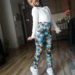 SheeCute Girls Spring Autumn Full Length Printing Skinny Leggings SC1752-C photo review