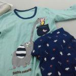 Kids Sleepwear baby girl spring cotton sets boys Homewear Pajamas children Pyjamas Kids Nightwear 2-13Y unisex teenage clothes photo review