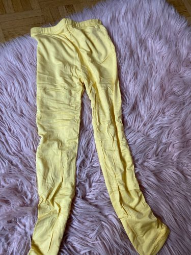 Girl Pants Soft Elastic Modal Cotton Kids Leggings Candy Color Girls Skinny Pants Trousers Solid Color 2-13Y Children Trousers photo review