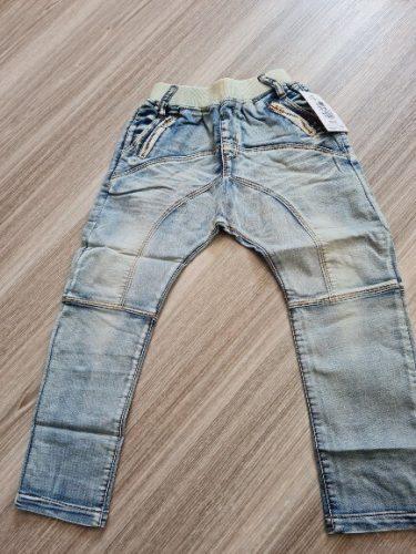 Boys pants 2021 new autumn kids clothing big boys jeans doll cotton trousers baby children harem roupas infantis menina leggings photo review