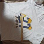 Baby Kids Cartoon Excavator Birthday Number Name Print T Shirt Children Birthday T-shirts Boy&Girl Funny Gift Tshirt Present photo review