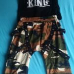 2pcs Kids Toddler Baby Boys Clothes Set Print Tops T shirt Camo Pants Outfits Children Little Boys Clothing 0-5Years photo review