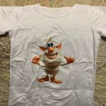 Print Cartoon Baby Clothes Pattern T-shirt Boys And Girls Soft White T Shirt Toddler Summer Fashion New Style Top Kids T Shirt photo review