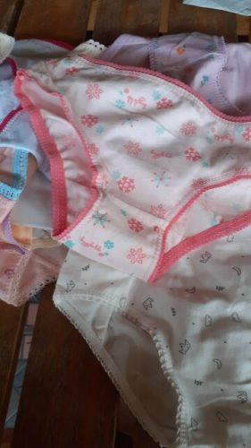 6Pcs/Pack Fashion Baby Girls Underwear Cotton Panties Kids Shorts Briefs Children Underpants 2-12Years photo review