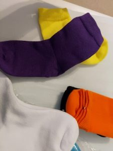 20 Pieces=10 Pairs Children Socks Spring&Autumn Cotton High Quality Candy Colors Girls Socks With Boys Socks 1-9 Year Kids Socks photo review
