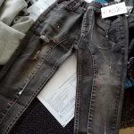 boys Jeans Winter Autumn Kids Baby Paint Dot Print Casual Pants Exclusive Custom Fashion Children Harem Trousers 2-7yrs (A12036 photo review