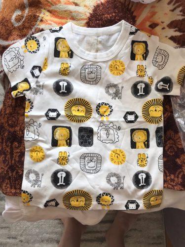 Baby Boys Shirts 2020 New Boys Summer Tshirts Kids Cartoon T shirt Children t shirts for Boys Short Sleeve Boys Cotton Shirts photo review