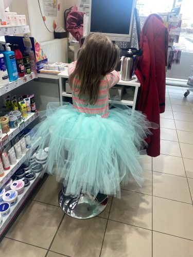 Baby Girls White Long Tutu Skirts Kids Tulle Skirt Pettiskirts Underskirtd Children Birthday Christmas Party Costume Skirts photo review