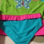 2020 Toddler Infant Baby Girls Swimwear Watermelon Swimsuit Swimming Beach Bathing Bikini Cute Summer One-piece Swimming Costume photo review
