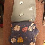 Kids Boys Sleepwear Baby Girl Winter Cotton Sets Children Homewear Pajamas for Boy Pyjamas Kids Nightwear 2-6T Toddler Clothes photo review