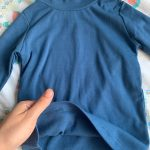 2021 Spring Autumn 2-10T Years Children'S Candy Color Sweet Long Sleeve High Neck Unisex Kids Girl Boy Basic Turtleneck T-Shirt photo review