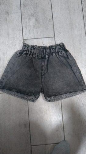 VIDMID Girls cotton Denim jeans Shorts Girls children Thin Soft Trousers Jeans Kids Children Casual Clothes Clothing P167 photo review