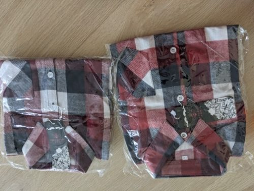 Fashion Autumn Boys Shirts For Girl Plaid Long Sleeve Turn-down Collar Teenager Tops Cotton Children Clothing Kids Clothes Shirt photo review