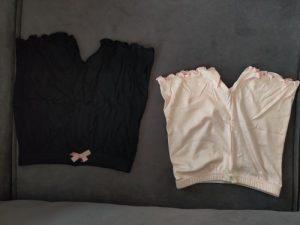 New Girls Shorts Modal Princess Bow Ruffle Children Saft Short Pants Soft Candy Color Boxer Short Leggings Kids Clothing photo review