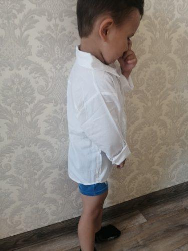 2020 Children SOLID WHITE Boys/girls Shirts Kids Tops Boys/girls Long Sleeve Baby Wedding Clothing Pikachu Baby Top Tee Shirts photo review