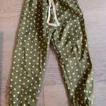 Polyester Children's Anti-mosquito Pants Bloomers Thin Polka Dot Baby Pants Girls and Girls Summer Baby 3-10Years photo review