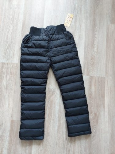 Toddler Kid Boys Girls Winter Pants Cotton Padded Thick Warm Trousers Waterproof Ski Pants 9 10 12 Year High Waist Leggings Baby photo review