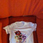 Kid 3D Five Night At Freddy Fnaf T -Shirt Children Cartoon Printed Tee Shirts t shirt for boys/ girls BAL631 photo review
