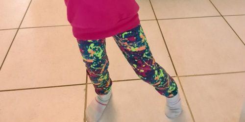 Cute Baby Girls Leggings Printing Flower Legging Infantil Para Menina Toddler Leggings 2-14y Girl Pencil Pants Kids Trousers photo review
