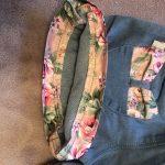 2021 Summer Kid Short Denim Shorts For Girls Fashion Girl Short Princess Jeans Children Pants Girls Shorts Flower Girls Clothing photo review