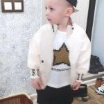 New Spring Autumn Children Cotton Clothes Baby Boys Girls T Shirts Jacket Pants 3Pcs/sets Infant Kids Fashion Toddler Tracksuits photo review