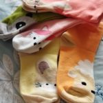 5 Pair/lot New Soft Cotton Boys Girls Socks Cute Cartoon Pattern Kids Socks For Baby Boy Girl 7 Kinds Style Suitable For 1-10Y photo review