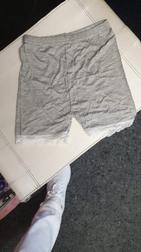 V-TREE Summer Girls Shorts Candy Color Girls Safty Shorts Pant Kids Beach Pants Shorts Kids Trousers Childrens Pants 2-10 Year photo review